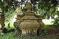 St Peter, Windrush, Gloucestershire - Churchyard - geograph.org.uk - 343214.jpg