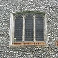 St Peter and St Paul's Church, The Street, West Clandon (May 2014) (Window).JPG