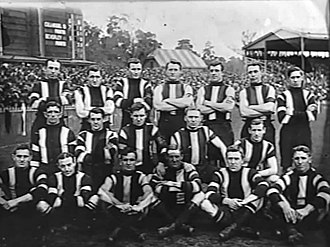 St Kilda Football Club - St Kilda squad for the 1913 Grand Final