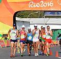 Staff Sgt. John Nunn race walks 50 kilometers at Rio Olympic Games (29017334511).jpg