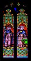 Stained-glass windows of the St Gerald abbey church of Aurillac 15.jpg