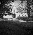 Stallet, Tyresö slott. Exteriör - Nordiska museet - NMA.0082631.jpg