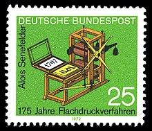 Deutsche Briefmarke von 1972 (Quelle: Wikimedia)