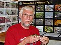 Stan Trauth with tiger salamander.jpg