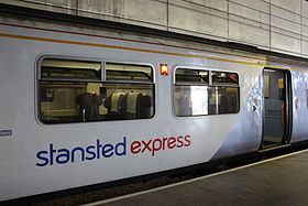 Image illustrative de l'article Stansted Express