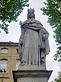 Statue du Roi René - Cours Mirabeau - Aix en Provence - P1360020-P1360026.jpg