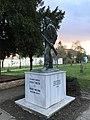 Statue of Janko Čmelik in Stara Pazova.jpg