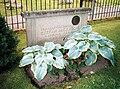 Stefan Anderson & Ragnhild Anderson grave 1994 Ludvika.jpg
