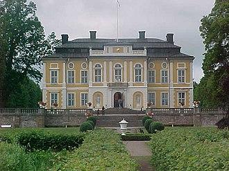 Nicodemus Tessin the Younger - Steninge Palace.
