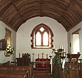 Stoke Pero Church , Interior - geograph.org.uk - 239865.jpg