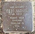 Stolperstein Horstmar Neustraße 5 Otto Nathan.jpg