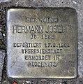 Stolperstein Neue Hochstr 10 (Gesbr) Hermann Joseph.jpg