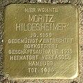 Stolperstein Verden - Moritz Hildesheimer (1866).jpg