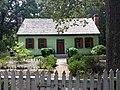 Stone Mountain Park, Georgia USA - Thornton House 1790 - panoramio.jpg