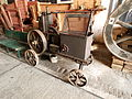 Strange vehicle at the Museum of Industry and Railway in Lower Silesia pic1.JPG