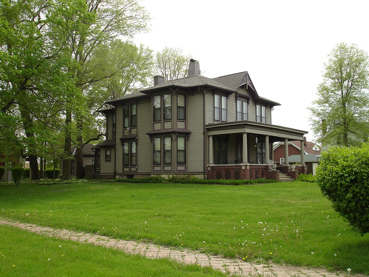 Ruffin drew fletcher house wikipedia for Housse illinois