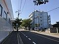 Street view in Kasumigaoka, Higashi, Fukuoka.jpg