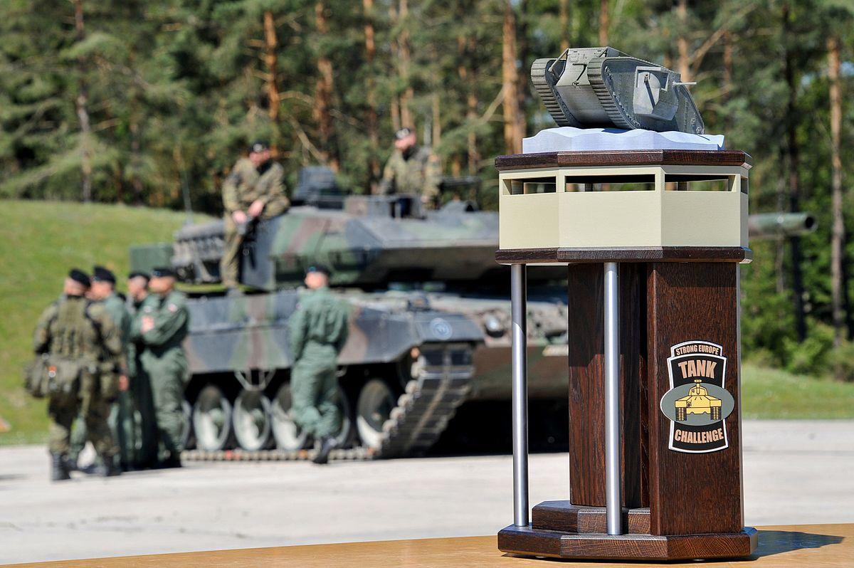 strong europe tank challenge wikipedia