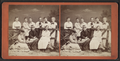 Studio portrait of a group of young ladies, by Louis Alman.png