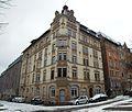 Stuttgart - Bismarckplatz 5, Elisabethenstraße 17.jpg