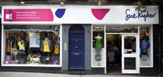 Sue Ryder (charity) - Sue Ryder shop in Camden, London