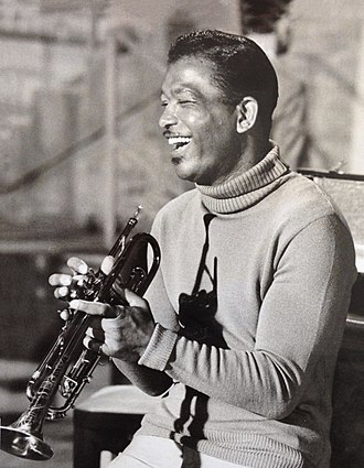 Sugar Ray Robinson - Robinson at an ABC TV Jazz Show in 1969