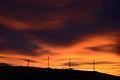 Sunset - Via Monte Evangelo, Scandiano, Reggio Emilia, Italy - January 6, 2013 02.jpg