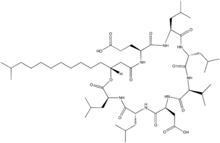 Surfactin chemical compound
