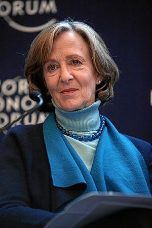 Susan Hockfield - Hockfield at the 2012 World Economic Forum Annual Meeting