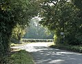Sutton Lane, heading south near Thornhill Farm - geograph.org.uk - 1559121.jpg