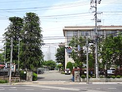 Suzaka Commercial High School.JPG