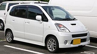 Suzuki MR Wagon Motor vehicle