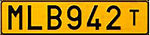 Swedish license plate for Taxis.jpg