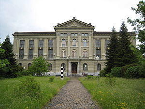 Swiss Federal Archives - Building of the Swiss Federal Archives.