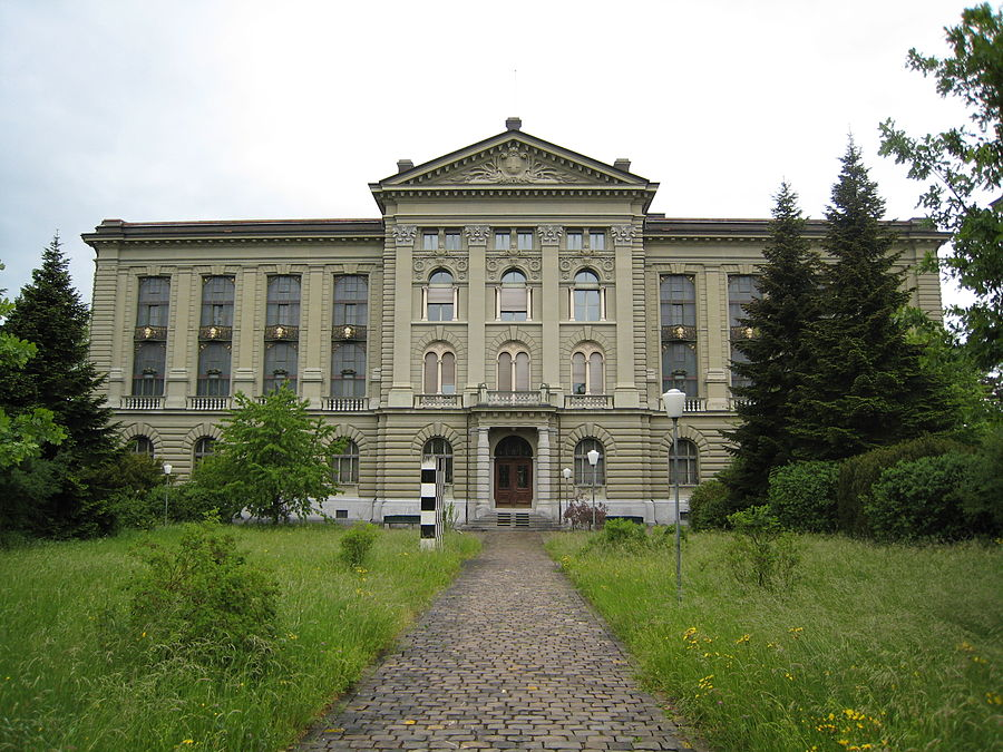 Swiss Federal Archives