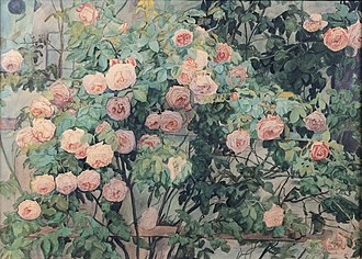 Anna Syberg - Anna Syberg: Roser (1902)