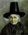 Sydney Curnow Vosper. Mary Rowlands. National Library of Wales, Aberystwyth.png