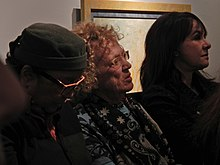 Sylvia Fein (middle) in 2014.jpg