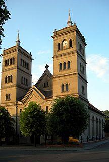 Szamocin Place in Greater Poland Voivodeship, Poland