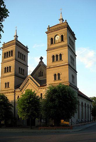 Szamocin - Saint Peter and Paul Church