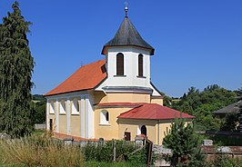 Třebešice, church.jpg