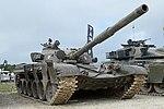 T-72M1 '3243' – Tankfest 2017 (44456377695).jpg