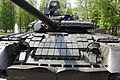 T-80BV - military vehicles static displays in Luzhniki 2010-04.jpg