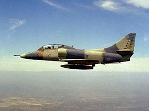TA-4J VF-126 in flight near San Diego 1984.JPEG