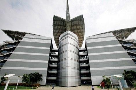 TCS-Siruseri-Building