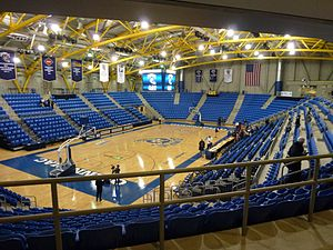 TD Bank Sports Center - Basketball facility in the TD Bank Sports Center