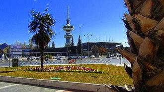 Thessaloniki International Fair - Image: THESSALONIKI panoramio (2)