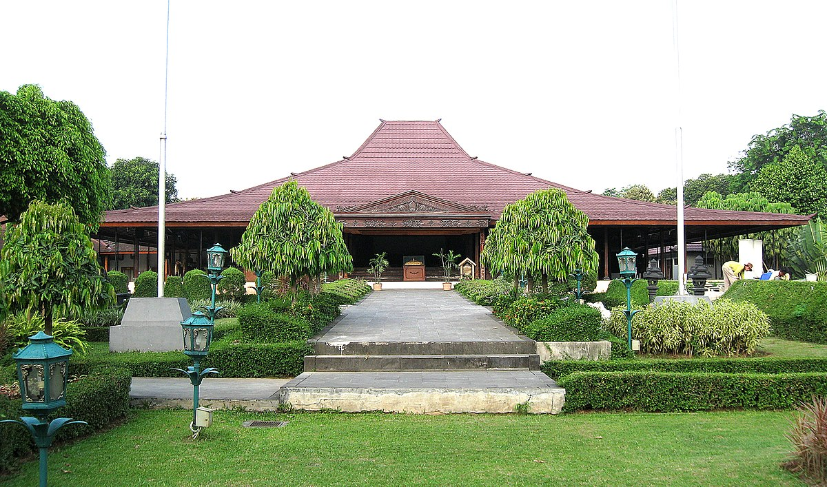 Javanese traditional house wikipedia for New traditional house