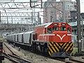 TRA R165 and covered hopper railway wagons 20170706.jpg