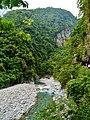 Taiwan Taroko-Schlucht Shakadang Trail 11.jpg